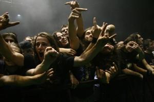Metal Music Fans