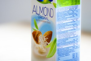 Almond Milk for Smoothie